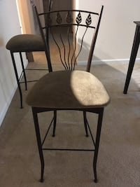 Set of 2 bar stools Herndon, 20171