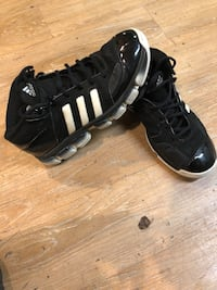 Size 11 Adidas shoes  Victoria, V8W 1N3