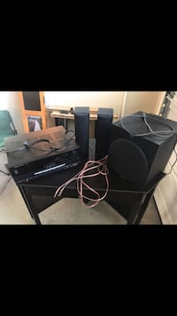 Surround sound with speakers and subwoofer Las Vegas, 89146