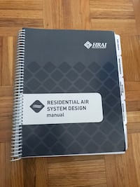 HRAI TRAINING MANUALS  Vaughan