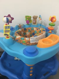 Excersaucer for baby toy mpu Far East