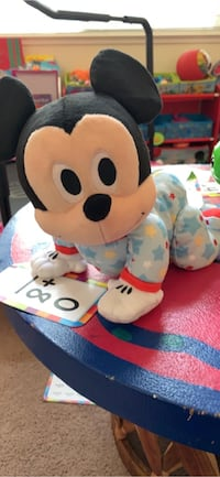 white and blue Mickey Mouse plush toy Salinas, 93907