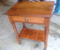 Antique Side Table / Nightstand