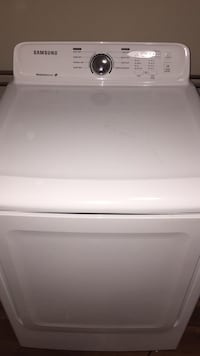 white front-load clothes washer Charlotte, 28262