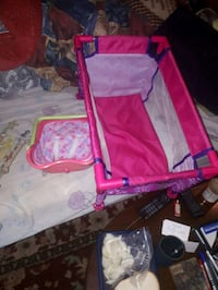 doll bed and carrier Oakville, L6H 1K5
