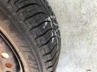 4 Michelin X-Ice winter Tires(2005 Honda Accord) Burlington