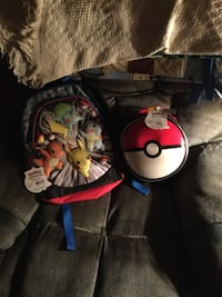 Pokémon backpack and lunch box New Cumberland, 17070