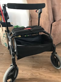 Nexus Walker Rollator - small