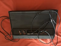 Atari 2600 with controllers and games Washington