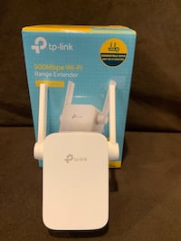Brand New to-link 300Mbps Wi-fi range extender Mountain View, 94040