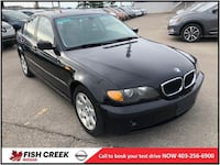 2005 BMW 3 Series REAR WHEEL DRIVE! AUTOMATIC! Calgary