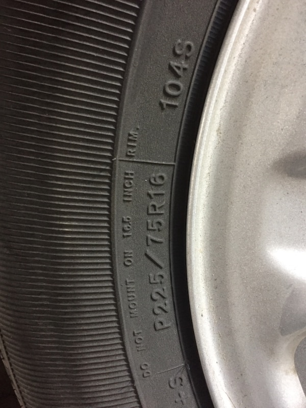 Gray 5-Jeep wheels and brand new tires 2e23eef7-bc0f-488f-adb6-893f2e599e65