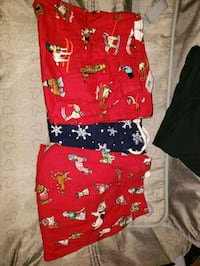 Christmas pajamas pants