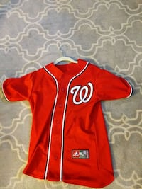 Washington Nationals Bryce Harper jersey. (Adult Medium) Ellicott City, 21043