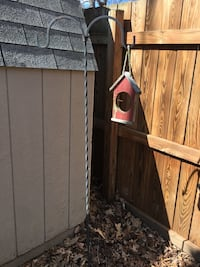 Bird food and holder all for $20 Severna Park, 21146