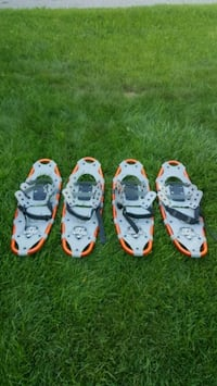 Sherpa Snowshoes 8 X 25 inches. 2 sets Orangeville, L9W