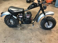 Baja mini bike, custom. Almost completely brand new and in excellent condition. $450 FIRM Hammond, 46323