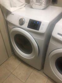 Samsung electric WD with warranty and all hook ups Youngsville, 70592