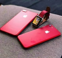 red and black iPhone 7 McLean, 22101
