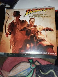 still sealed Indiana Jones and the kingdom of the