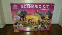 Blancanieves Puzzle 3D  Sabadell, 08206