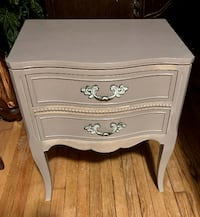 Drexel French Provincial nightstand end table Kensington, 20895
