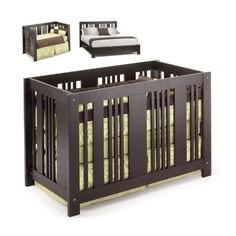 Crib and full bed conversion kit