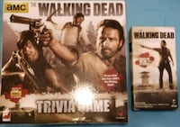 Walking Dead Trivia and Card Game 169 mi
