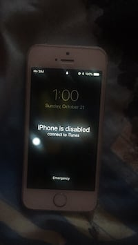 Connect to iTunes I don't know how to fix i know the iCloud if you want hit me up Louisville, 40215