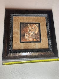 Metal framed art work Markham, L6E 1N1