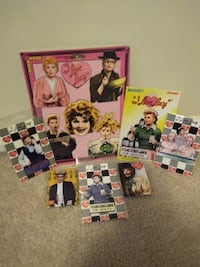 I Love Lucy Magnets Not Free Read Description West Valley City