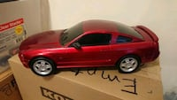Mustang GT Playmates toy track Rockville, 20853
