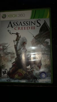 Xbox One Assassin's Creed Unity case New York, 11692