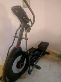 black and gray elliptical trainer Frederick, 21701