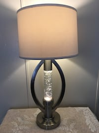Anthony California designer lamp light sparkles vava lamp