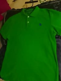 Express Fitted Polo Men's Large