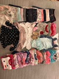 Baby Girl 6-12 months assorted clothes Toronto, M6P 2L7