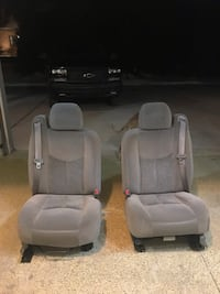 2000-2006 Chevy Tahoe/Suburban front seats