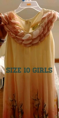 Beautiful girls party dresses Brampton, L6Y 4M1