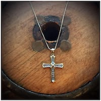 Cross Necklace... Airdrie, T4B 2P6