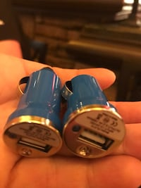 two blue USB ports Las Vegas, 89149