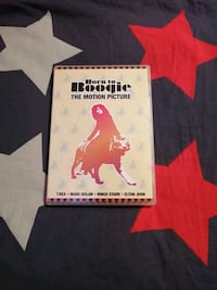 Born to Boogie: The motion picture DVD Toronto, M4S