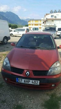 2005 Renault Clio AUTHENTIQUE 1.2 16V BASE
