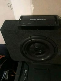 12 Sub,Amp,Box Martinez, 30907
