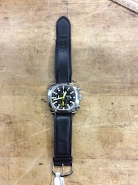 Stainless steel LOCMAN Italy watch 1970. Good condition  Baltimore, 21205
