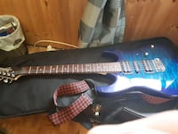 Ibanez electric guitar new 759 km
