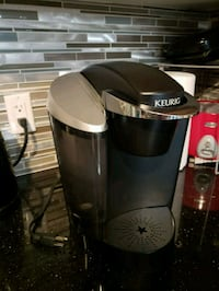 black and gray Keurig coffeemaker Toronto, M3L 1K3
