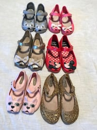 Toddler's assorted pairs of shoes Honolulu, 96817