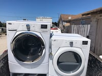 Washers and dryer Castroville, 95012
