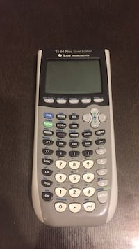 TI-84 Plus Silver Edition Graphing Calculator Washington, 20007